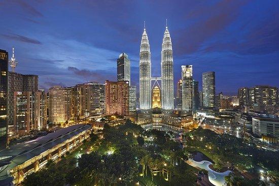 Mandarin Oriental, Kuala Lumpur: Hotel Exterior