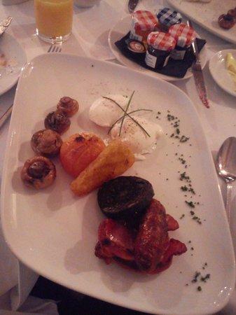 Hotel Bella Luce: breakfast
