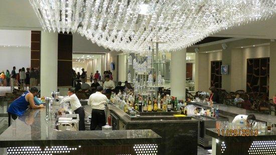 Moon Palace Cancun : Beautiful Nizuc lobby bar