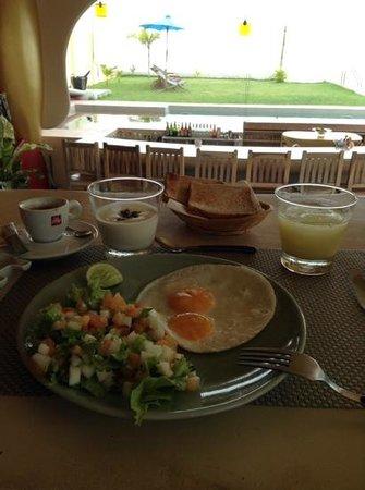 Le Divine Comedie: завтрак