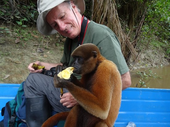 Amazonia Expeditions' Tahuayo Lodge: Making friends with Chepa