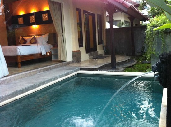 The Club Villas : Private pool