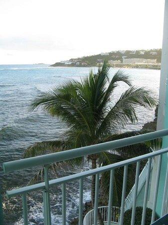 Oyster Bay Beach Resort: From Balcony