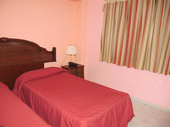 Hotel Vedado: Комната