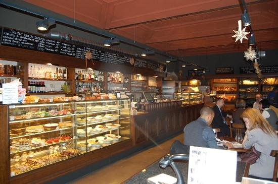 La Bottega Di Finestra : highly recommend this bistro cafe!