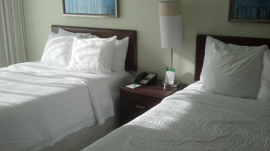 SpringHill Suites Boston Andover : Room