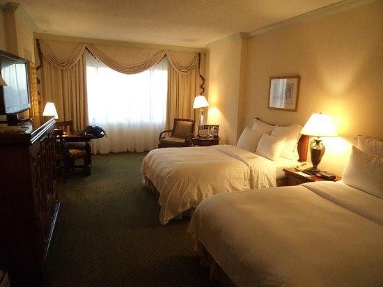 Jeddah Marriott Hotel: Nice bedroom