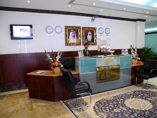 Akas-Inn Hotel Apartment : Akas Inn