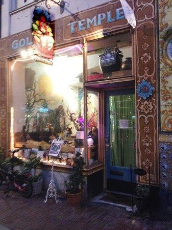Restaurant Golden Temple : Eingang Golden Temple