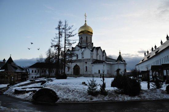 Zvenigorod, รัสเซีย: Саввино-Сторожевский монастырь