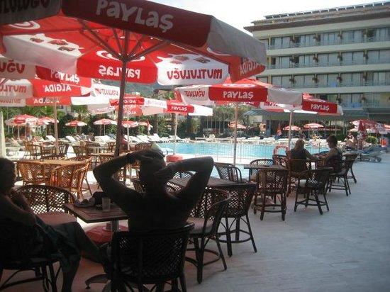 L'Etoile Hotel: HOTEL,PISCINE