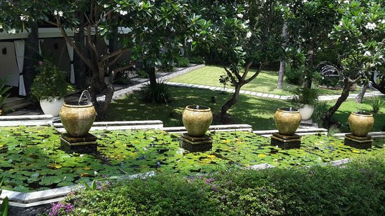 Spa Village Resort Tembok Bali : View from room