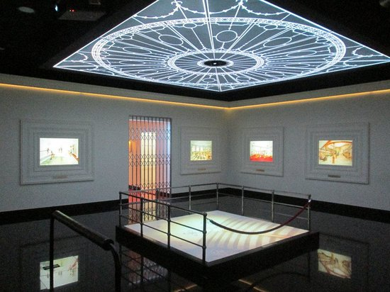 Cité de la mer : Titanic Exhibition