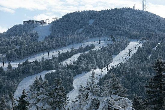 Killington Resort: early season skiing
