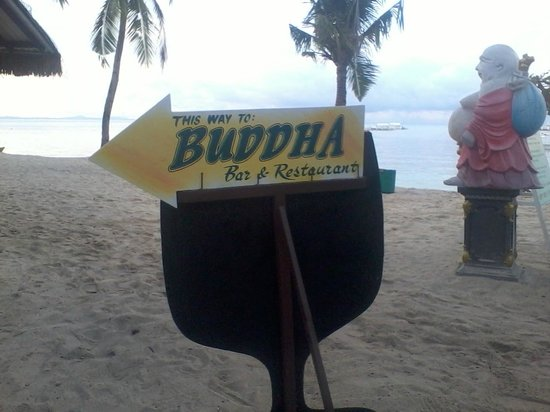 Bounty Beach Cocobana Resort: Buddha Bar at the rooftop of Cocobana