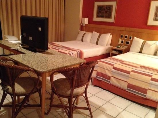 Holiday Inn Fortaleza: Quarto de frente para o mar