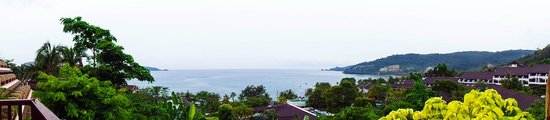 Novotel Phuket Resort: view from room