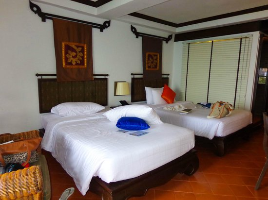 Novotel Phuket Resort: room