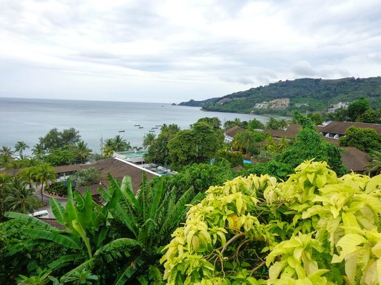 Novotel Phuket Resort: view from the veranda