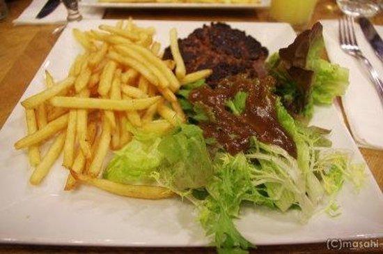 Royal Opera Restaurant: 料理
