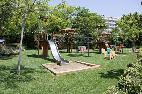 La Siesta Salou Resort & Camping: Parque Infatil