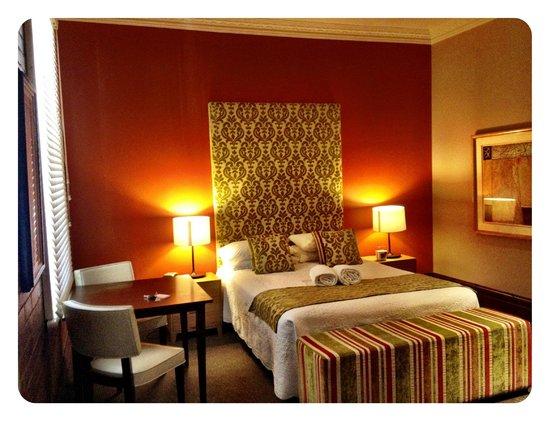 Daylesford Royal Hotel: LOVELY ROOM :)