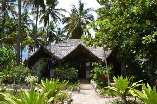 Ndame Beach Lodge Zanzibar: Bungalows
