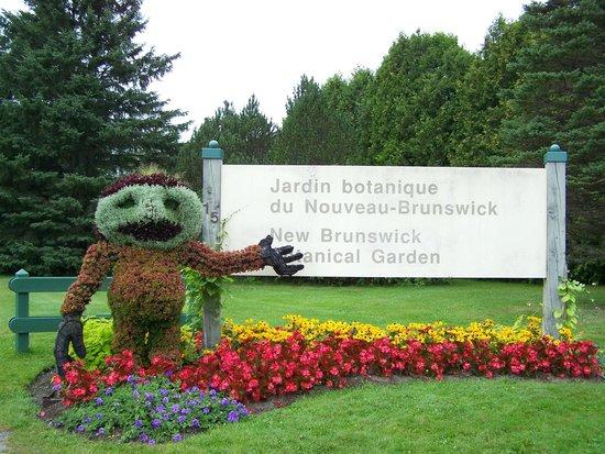 jardin botanique edmundston nouveau brunswick picture