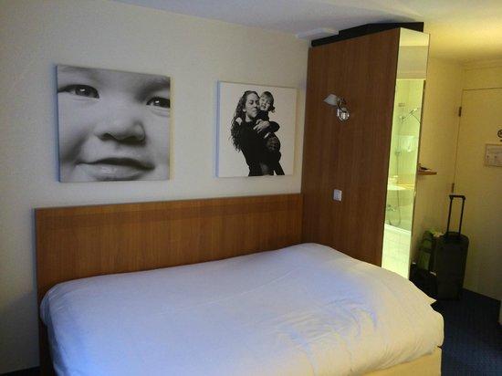 Inntel Hotels Amsterdam Centre: デラックスシングル