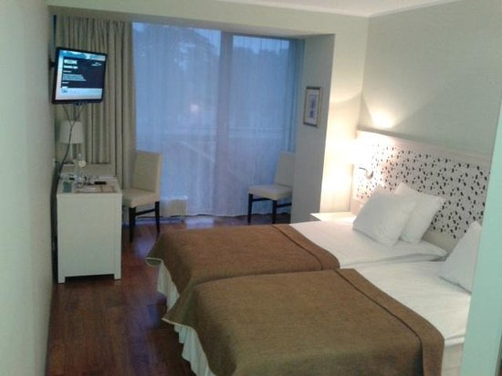 Hotel Jurmala Spa: Room