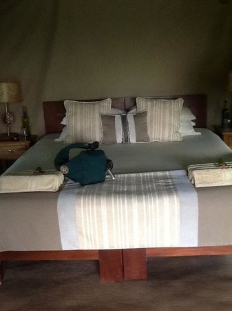 Rekero Camp, Asilia Africa : Comfy Bed