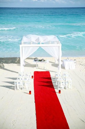 GR Solaris Cancun : Wedding!