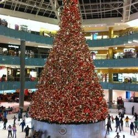 GALLERIA DALLAS Mall, Dallas, TX... With The World's Tallest ...