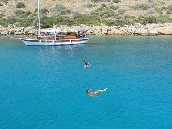 Port Bodrum Yalikavak: Island hopping off of Bodrum
