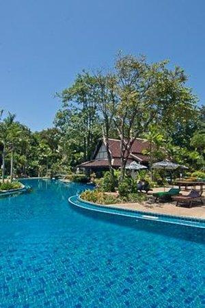Green Park Resort : swimming pools