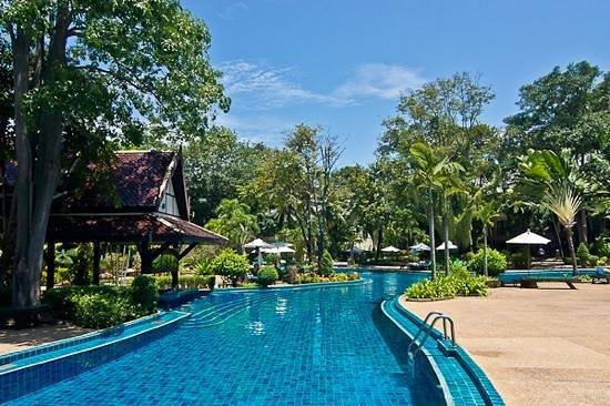 Green Park Resort: swimming pools