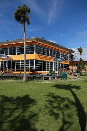 Chateau Beach Resort : 餐廳