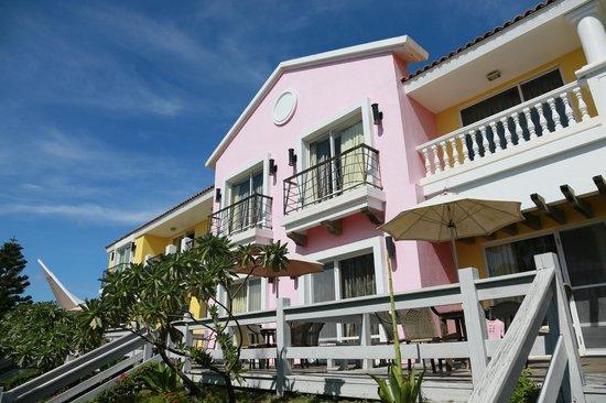Chateau Beach Resort: 馬貝雅館