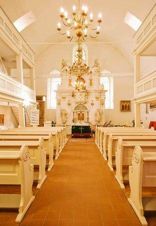 St. Bartholomaus Traukirche von J. S. Bach