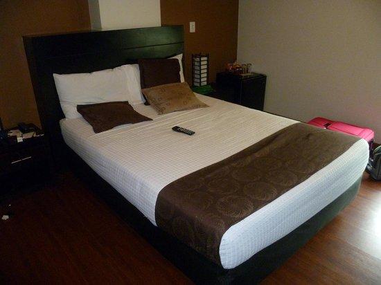 Hotel Santa Barbara Real: camera doppia standard funzionale ed accogliente.