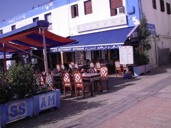 Cafe Restaurant Ibtissam : Ibtissam Restaurant