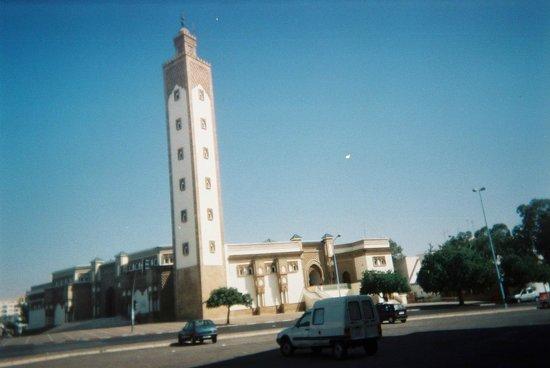 Cafe Restaurant Ibtissam : Talborjt Mosque