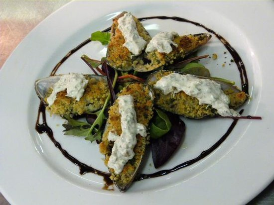 Amore Sunderland: Mussels