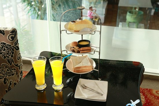 Chateau Beach Resort : Cafe