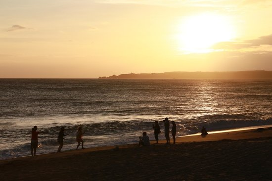 Chateau Beach Resort : 海灘