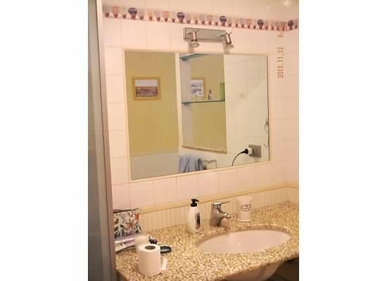 casa ilaria: Bathroom