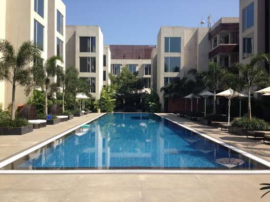 Hard Rock Hotel Goa: Pool