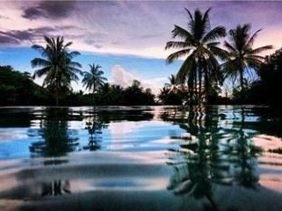 Kebun Villas & Resort: At 75m, The Infinity Pool Is Lombok's Longest