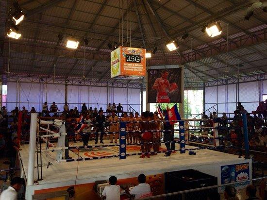 CTN Angkor Arena