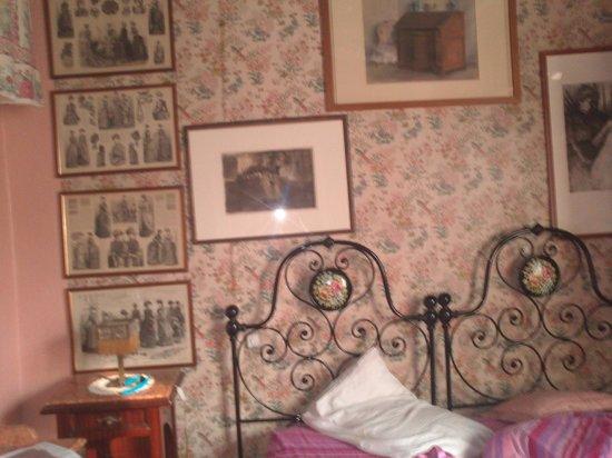 Il Torchio: my room
